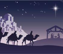 Wallpaper Noche de Reyes HD.