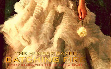 Wallpaper Película Catching Fire Los Juegos del Hambre.