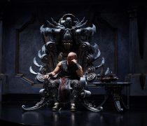 Wallpaper Riddick en Trono
