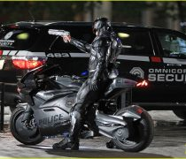 Wallpaper Robocop 2013