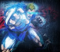 Wallpaper Street Fighter X Tekken. Abel