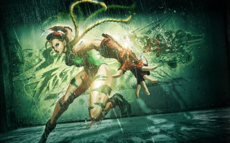 Wallpaper Street Fighter X Tekken. Cammy