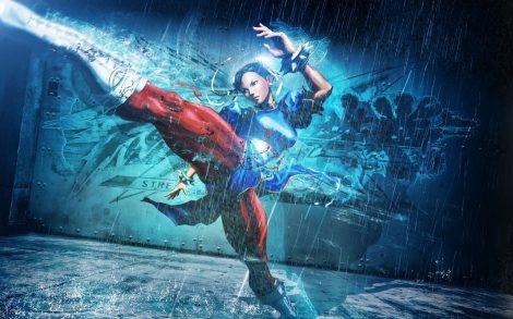 Wallpaper Street Fighter X Tekken. Chun Li