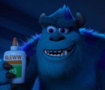 Wallpaper Sulley Monsters University.