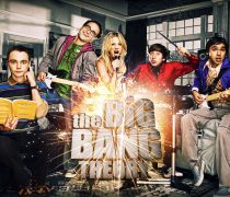 Wallpaper The Big Bang Theory