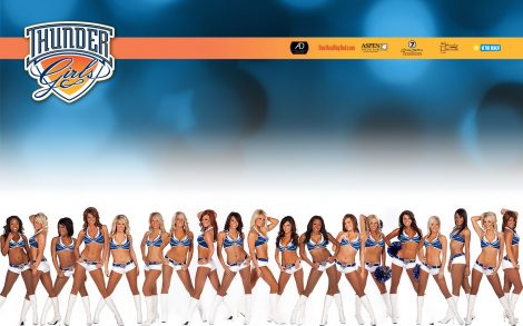 Wallpaper Thunder Girls.