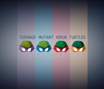 Wallpaper Tortugas Ninja.