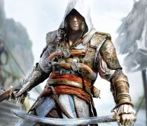 Wallpaper Assassins Creed 4 Black Flag
