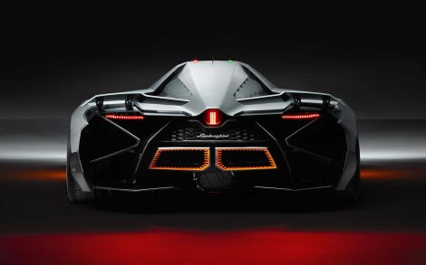 Wallpaper Lamborghini Egoista.