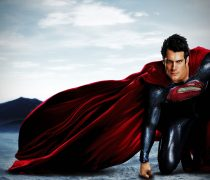 Wallpaper Man of Steel.