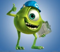 Wallpaper Infantil. Monsters Inc