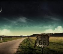 Wallpaper Ruta 66