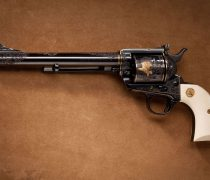 Wallpapers Armas Revolver Colt