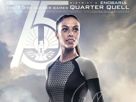 Wallpapers Catching Fire Enobaria