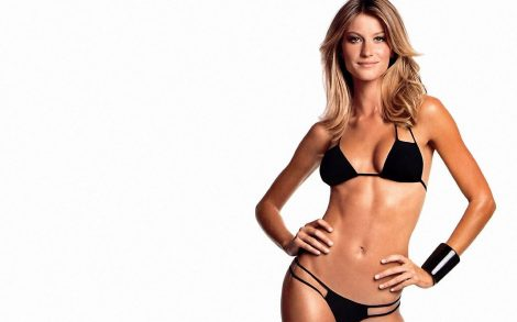 Wallpapers Chicas para Tablets Gisele Bundchen