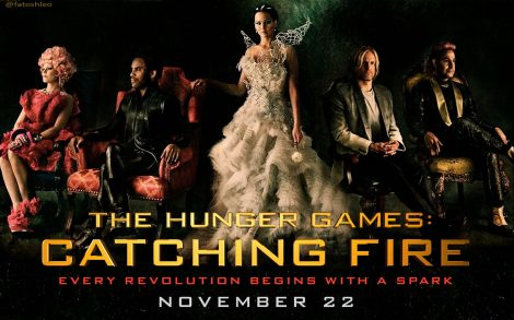 Wallpapers Cine Catching Fire.