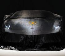 Wallpapers de Coches. Lamborghini Oculto bajo