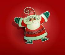 Wallpapers de Navidad para smartphone.