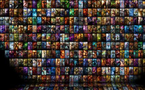 Wallpapers de videojuegos en alta calidad.