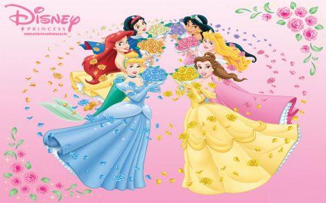 Wallpapers Disney Princesas