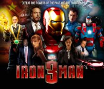 Wallpapers Iron Man 3
