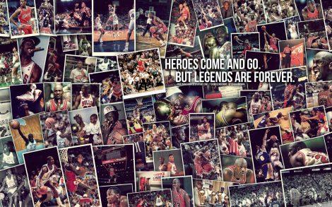 Wallpapers Michael Jordan Collage