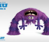 Wallpapers Monsters University Art.