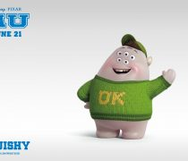 Wallpaper Monsters University Squishy.