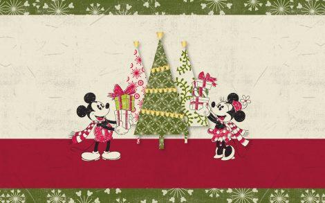 Wallpapers Navidad Disney