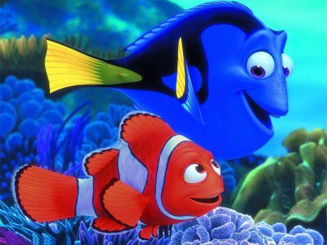 Wallpapers Buscando a Nemo