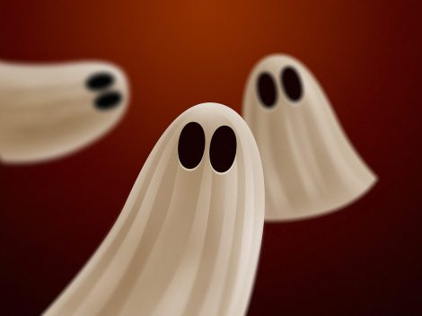 Wallpapers de Fantasmas Infantiles